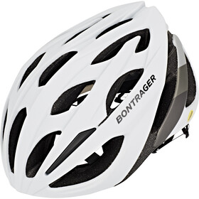 Bontrager Starvos MIPS CE Casque Homme, white/silver